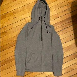 Nike Tech Fleece Half-Zip Pullover Men's - Grey